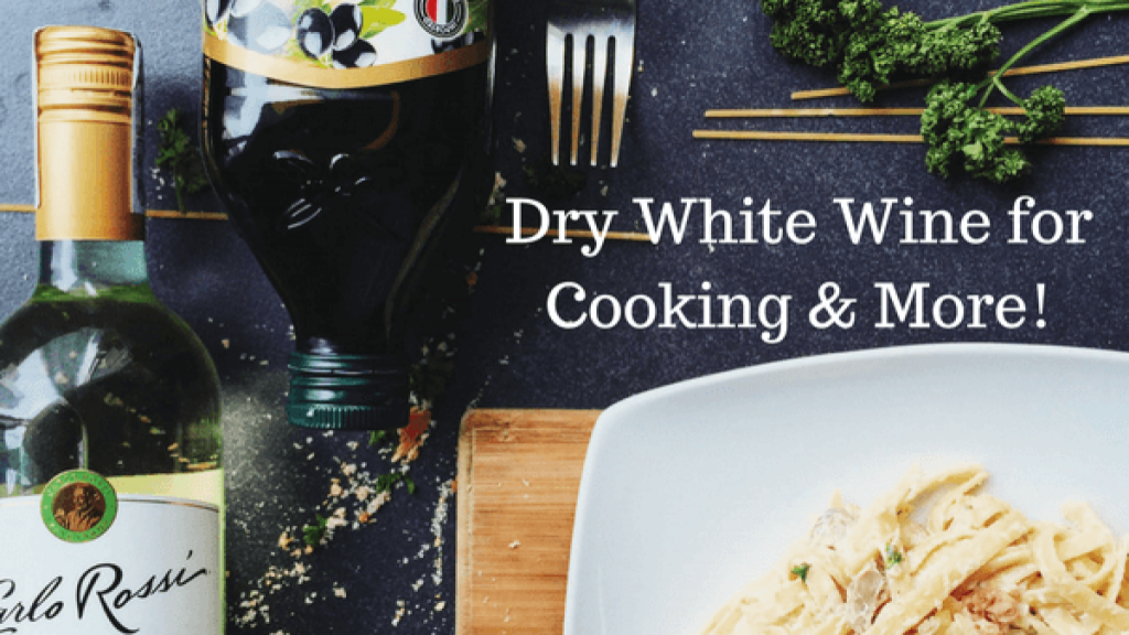 dry white wines for cooking